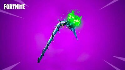 Fortnite Merry Mint Minty Pickaxe Code PC Switch Playstation Xbox Email Delivery