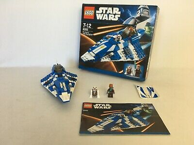 LEGO® Star Wars 8093 Plo Koon´s Starfighter