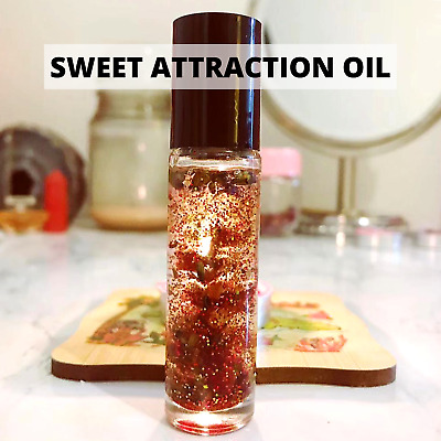 Sweet Attraction Oil | Love Attraction Oil | Come To Me Oil Fast shipping