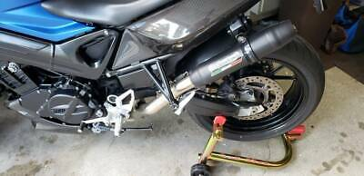 BMW F800R - GPR DEEP TONE Slip on Exhaust .. Compact & Light Weight