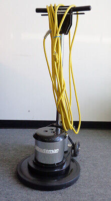 "17"" Minuteman Floor Machine, Model Fm17, Used, Works, Manufactured In 2016, #8A"