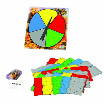 Interactive Board Game for Kids Adults (Ages 5+) Fun For The Floor is Lava I7C6L