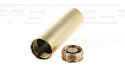 SP 18650 Hybrid Mechanical Mod Gold