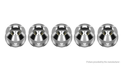 Authentic Rincoe Mechman Mesh Replacement Dual Mesh Coil Head (5-Pack)