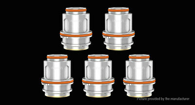Authentic GeekVape Zeus Replacement Mesh Z1 Coil Head (5-Pack)