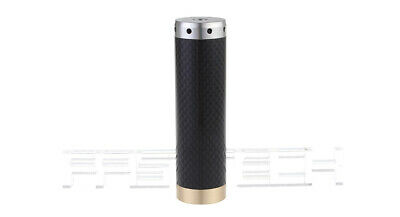 Vindicator Styled Carbon Fiber Hybrid Mechanical Mod Stainless Steel Color