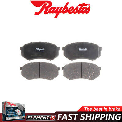 Fits 1987-1988 1990-2004 Mitsubishi Fuso FE Brake Shoe Set Rear Raybestos 55361