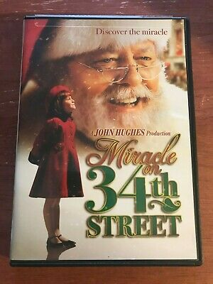 Miracle on 34th Street      DVD   VG