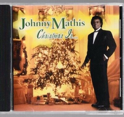 Johnny Mathis - Christmas Is - Cd (4)