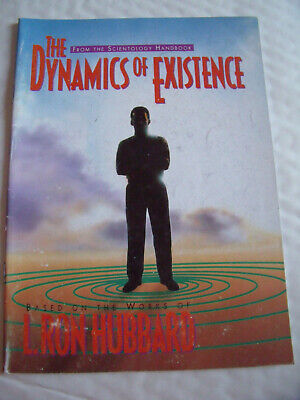 The Dynamics Of Existence Pb, L. Ron Hubbard Scientology Handbook Booklet