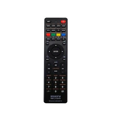 HUAYU Universal Replacement Infrared Remote Control