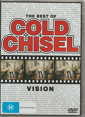 Cold Chisel The Best Of - Vision  (Dvd)