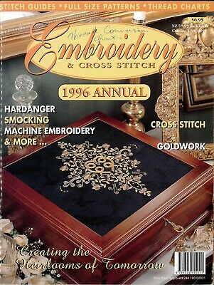 Embroidery & Cross Stitch Magazine - Vol. 1  No. 3
