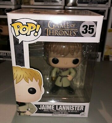 JAIME LANNISTER #35 funko pop - game of thrones