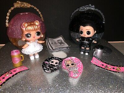 LOL Surprise! Supreme Bffs Glitter Doll Leather and Lace new out of package