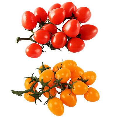 Artificial Vegetables Tomato Simulation Tomato Decors Kitchen Photography Props