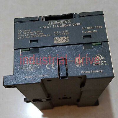 1PC Used Brand Siemens 6ES7 214-2BD23-0XB0 Tested in good condition