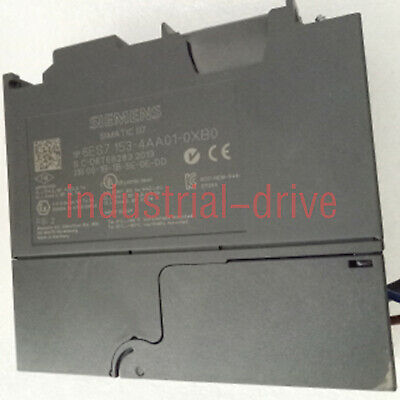 1PC Used Brand Siemens 6ES7 153-4AA01-0XB0 Tested in good condition