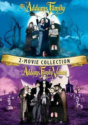 Addams Family/addams Family Values 2 - DVD Region 1 Free Shipping!