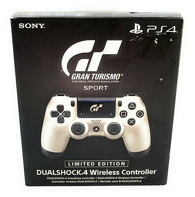 PS4 Dualshock 4 Wireless Controller Limited GT Sport Gran Turismo Playstation 4
