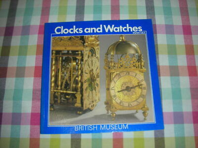 Clocks and watches	Hugh Tait	1990	British Museum