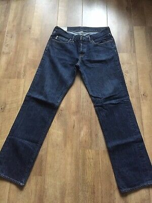 Abercrombie and Fitch Mens Jeans Size 32W x32L In Excellent Used Condition