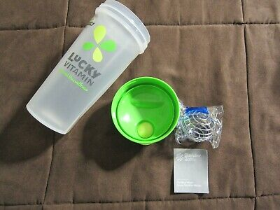 28 OZ  Blender Bottle / Metal Mixer & Loop GREAT For Protein Shakes / BPA FREE!!