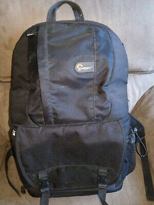 Lowepro Fastpack 250 Dsrl Camera Backpack With Side Access