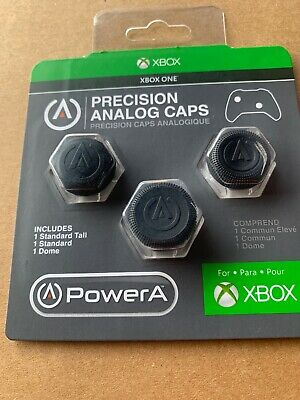 BRAND NEW  Xbox One PowerA PRECISION ANALOG CAPS for Xbox One Controller
