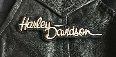 Harley Davidson Patch Aufnäher Join Kutte Rocker MC Biker Motorcycles Neu+Rar