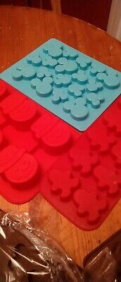 Bundle Of Christmas And Other Silicone Moulds