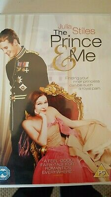 The Prince and Me 2 - The Royal Wedding DVD (2008) Luke Mably, Cyran (DIR) cert