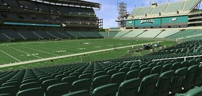 Lower Level Eagles vs Giants - 2 tickets December 9th 815 PM Section 116 Row 15