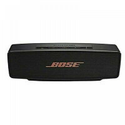 BOSE SoundLink Mini Bluetooth speaker II Limited Edition Black New from Japan