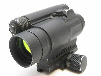 Scopecoat for Aimpoint Comp Red Dot Sight Black Red Dot Sight 12HE05BK