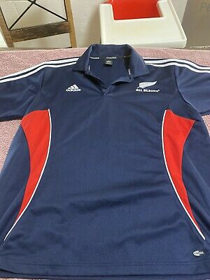 All Blacks polo sz 2xl
