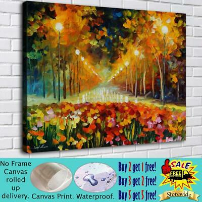 """16""""x22"""" Abstract HD Canvas print Painting Home Decor Picture Room Wall art"""