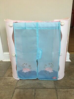 Baby Annabell sweet dreams 2 in 1 wardrobe changing table zapf creations