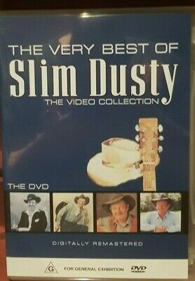The Very Best Of Slim Dusty DVD