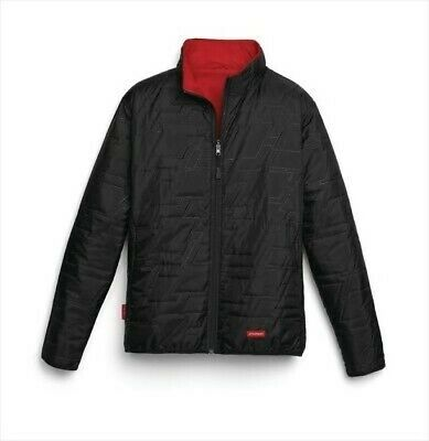 Audi Mens Thermostep Jacket,Audi Sport,black/red,S 3131500602