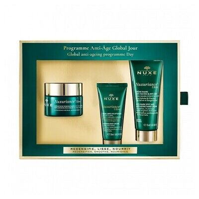 Nuxe Nuxuriance Ultra Programme Anti-Âge Global Jour 3 produits