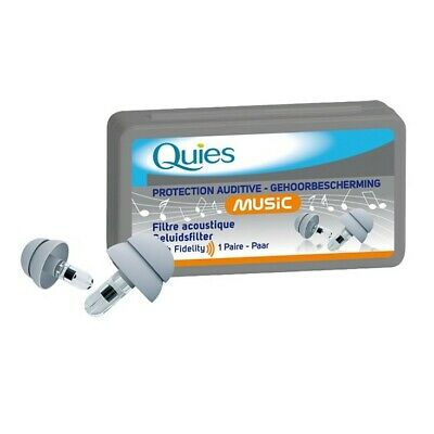 Quies Protection Auditive Music 1 Paire