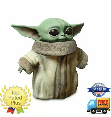 "2020 Star Wars The Mandalorian The Child 11"" inch Plush Toy Baby Yoda PRE-SALE!"