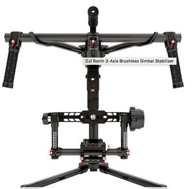 DJI Ronin 3-axis gimbal Stabilizer Original- good condition- With Pelican case
