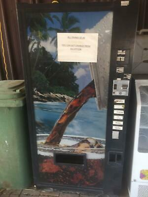 """Drinks vending machine - """"Vendo"""" - Coin Operated"""