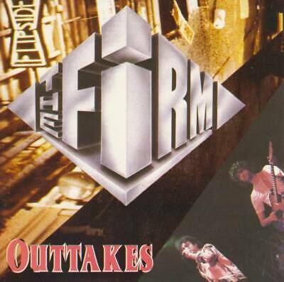 "The Firm ‎– Outtakes  Studio Outtakes 1984 + ""Mean Business"" outtakes 1986 2CD"