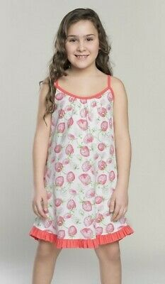 FRUTELLA Chemise de nuit Fillette en coton Italian Fashion