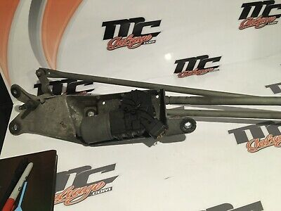 Renault Wiper Motor And Linkage