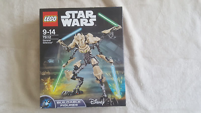 Lego 75112 Star Wars General Grievous Neu