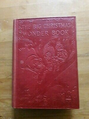 The Big Christmas Wonder Book 1937 Edward VIII Coronation Special RARE VINTAGE